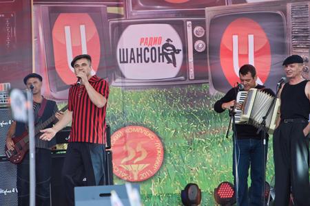 OnAir.ru - Концерт звезд шансона в Лужниках: город взят!