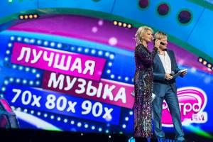 OnAir.ru - «Легенды Ретро FM» 2012 – новогоднее путешествие во времени!