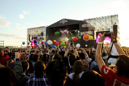 OnAir.ru - На Тушинском аэродроме состоялся фестиваль MAXIDROM 2013