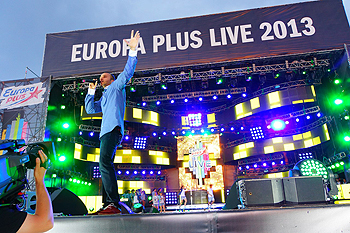 OnAir.ru - Europa Plus LIVE - 2013. Как это было ...