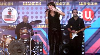 OnAir.ru - Любовь Шепилова - Концерт звезд Шансона в Лужниках: Сделано с любовью!