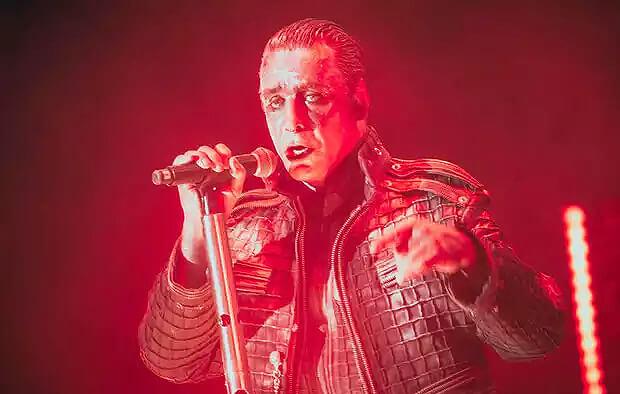 Немцы Rammstein зажгли MAXIDROM-2016 - OnAir.ru
