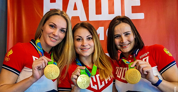 Олимпийский эфир на НАШЕм Радио - OnAir.ru