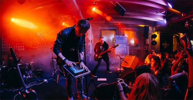 Вечеринка «Радио MAXIMUM 25»! Как это было - OnAir.ru