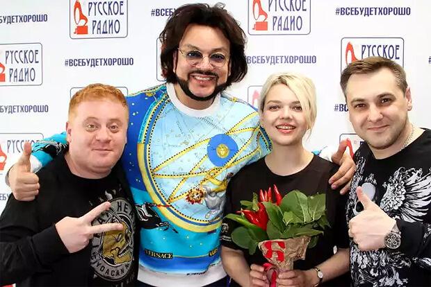 Филипп Киркоров побывал в гостях у «Русских Перцев» - OnAir.ru