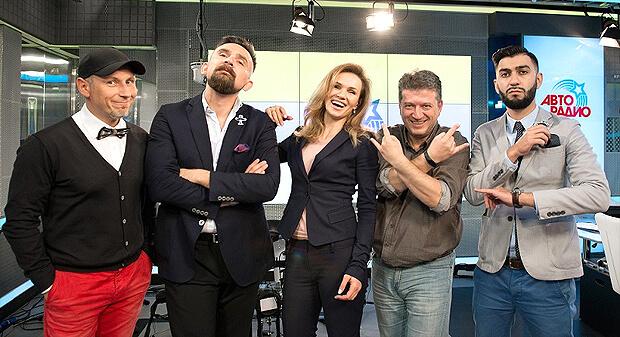 Утреннее шоу «Мурзилки Live» и вечернее драйв-шоу «Поехали» меняются местами - OnAir.ru