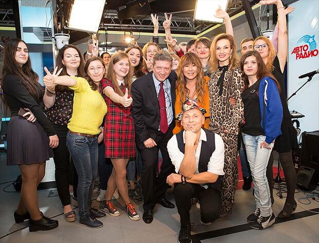 Звезды поздравили «Авторадио» с большими переменами в эфире - OnAir.ru