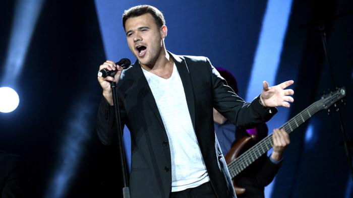 Эмин Агаларов запустил музыкальный лейбл Zhara Music - Новости радио OnAir.ru