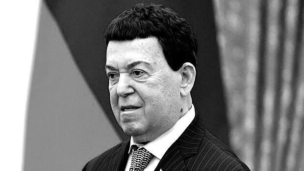 Умер Иосиф Кобзон - Новости радио OnAir.ru