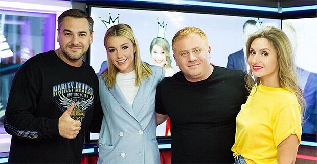 Юлианна Караулова стала гостьей утреннего шоу «Русские Перцы» - Новости радио OnAir.ru