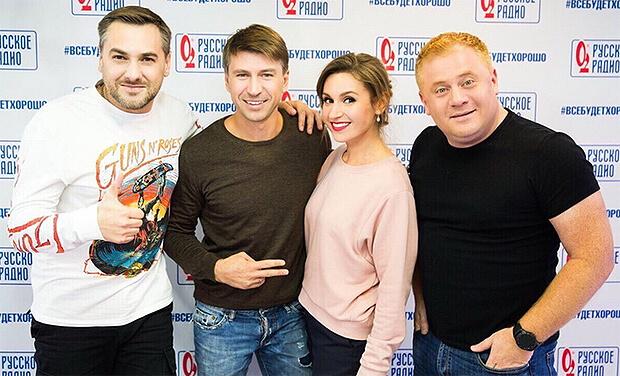 Алексей Ягудин стал гостем утреннего шоу «Русские Перцы» - Новости радио OnAir.ru