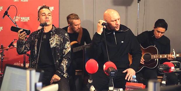 «25/17» отыграли полноценный концерт в эфире шоу «Подъёмники» - Новости радио OnAir.ru