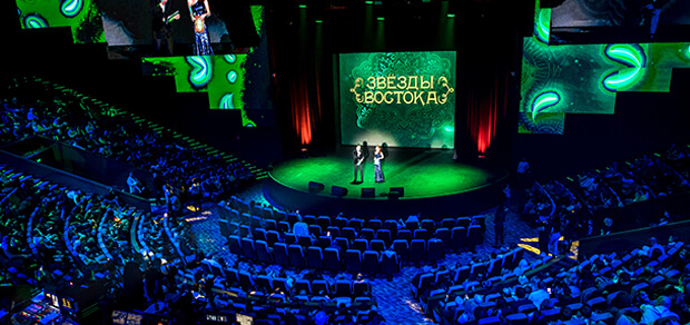 Грандиозный концерт «Звёзды Востока» состоялся - OnAir.ru