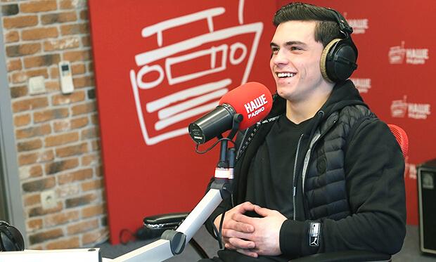 Артур Далалоян рассказал «Подъёмникам», как стать спортивным гимнастом - Новости радио OnAir.ru