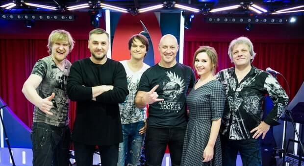 Денис Майданов выступил с живым концертом на «Русском Радио» - Новости радио OnAir.ru