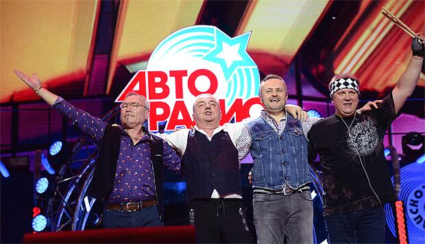 На XVII «Дискотеке 80-х» выступили 17-ть исполнителей - OnAir.ru