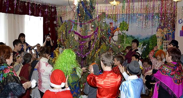 «Приемная Деда Мороза» от «Авторадио-Саратов» - OnAir.ru