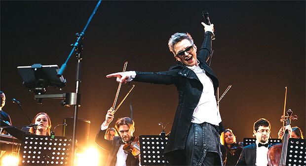 «Авторадио» приглашает! «Сурганова и Оркестр» впервые сыграют «летник» в Питере - Новости радио OnAir.ru