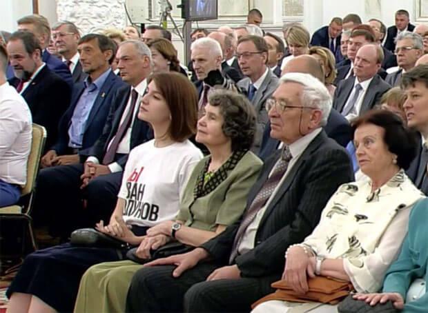 Марш в поддержку Ивана Голунова на Чистых прудах. Проходят массовые задержания - OnAir.ru
