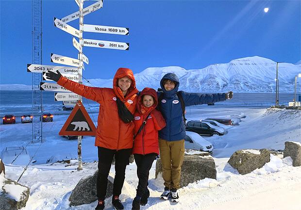 «Европа Плюс» установила мировой рекорд на самой северной населённой точке планеты - OnAir.ru