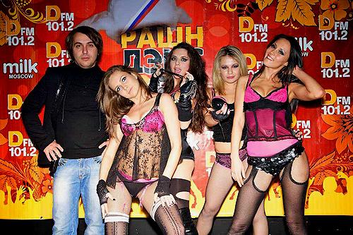 OnAir.ru - Радио DFM оторвалось по-русски! Фестиваль РАШН ДЭНС - старт дан!